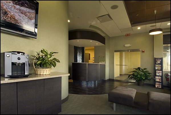 cbs reception area
